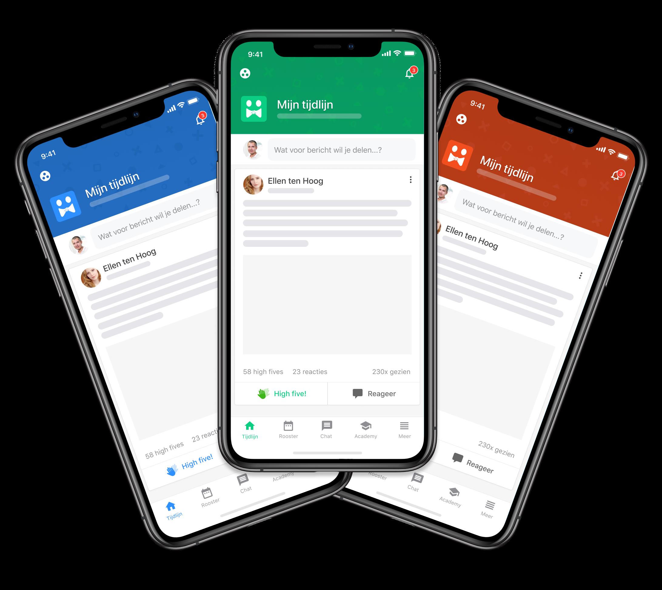 branding whitelabel app