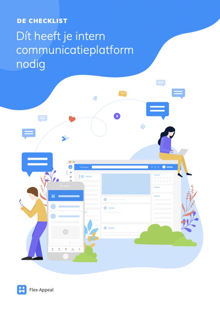 interne communicatie checklist