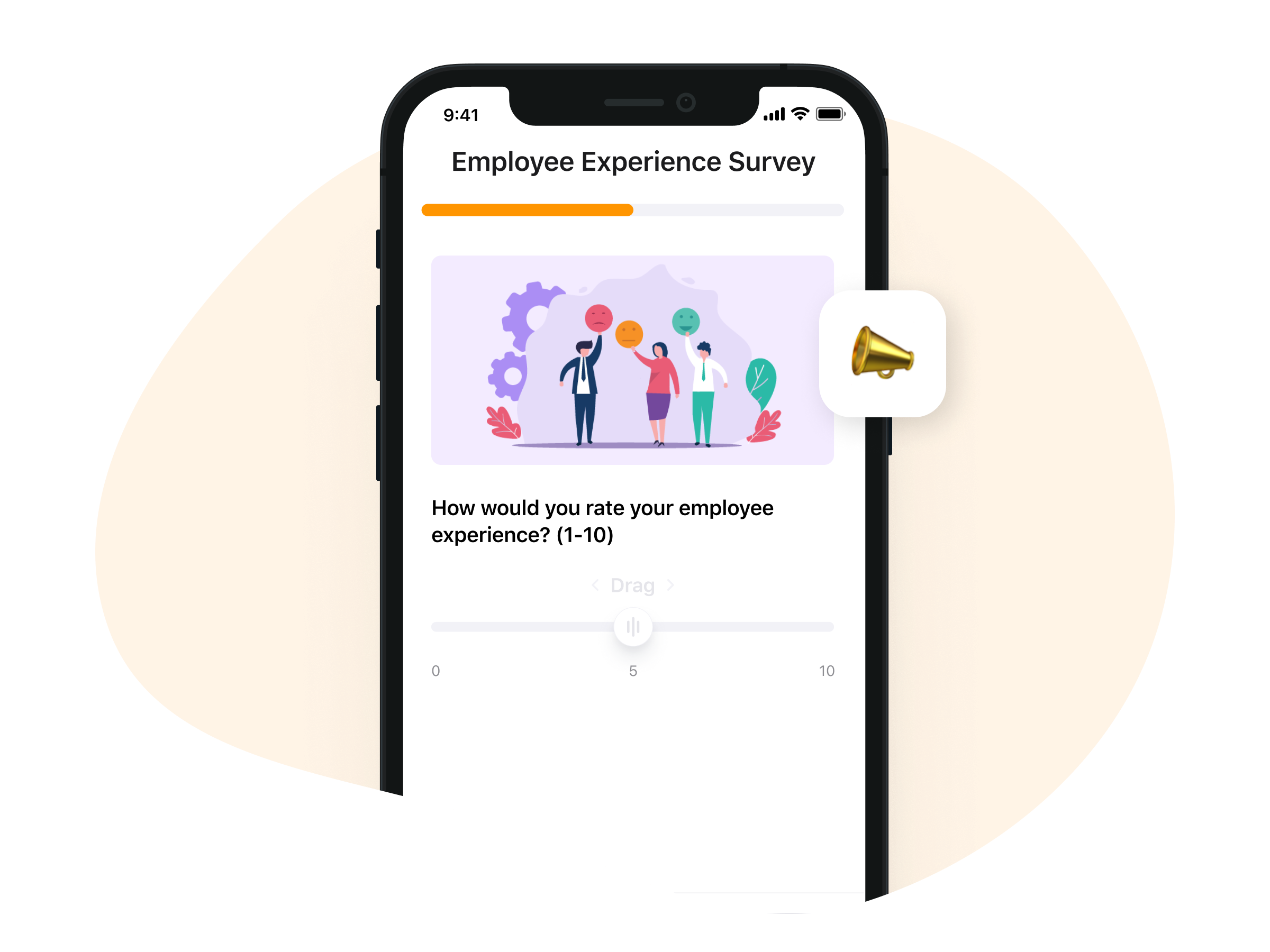 Give your employees a voice